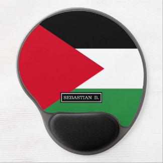 Palestine Flag Gel Mouse Pad