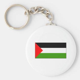 Palestine FLAG International Basic Round Button Keychain