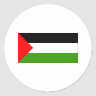 Palestine FLAG International Round Stickers