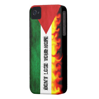 Palestine Flag iPhone 4 Case