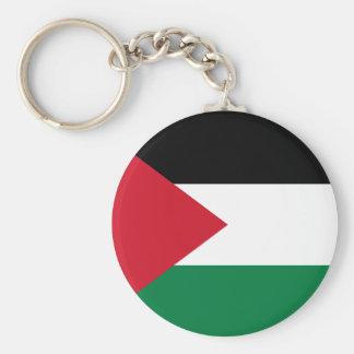 Palestine Flag Keychain