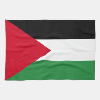 Palestine Flag Kitchen Towel