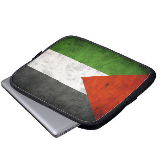 Palestine Flag Laptop Sleeve
