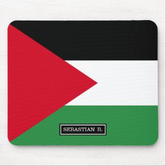 Palestine Flag Mouse Pad