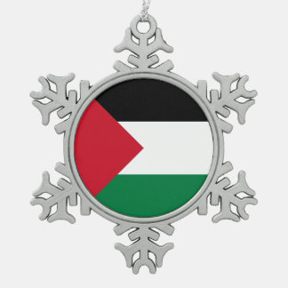 Palestine Flag Ornaments