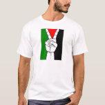 PALESTINE FLAG PEACE SIGN T-Shirt