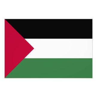 Palestine Flag Photo Print