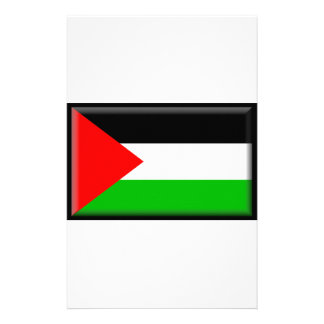 Palestine Flag Customized Stationery