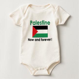 Palestine Forever (Green) Baby Bodysuit