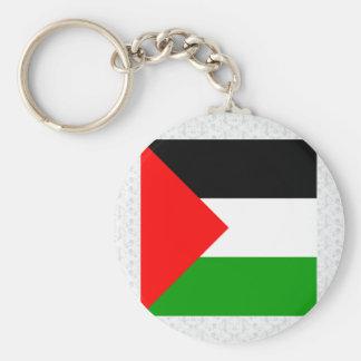 Palestine High quality Flag Key Chain
