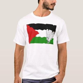 Palestine Intifada Flag T-Shirt