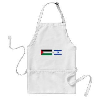 Palestine > Israel Adult Apron