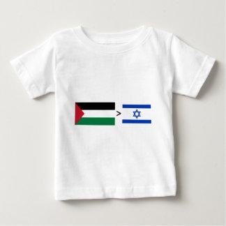 Palestine > Israel Baby T-Shirt