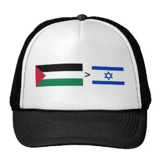 Palestine > Israel Hats