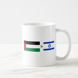 Palestine > Israel Mug
