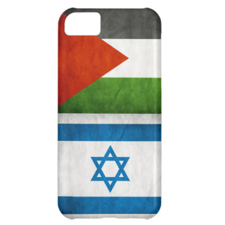 PALESTINE & ISRAEL PEACE FLAG COVER FOR iPhone 5C