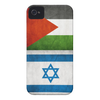 PALESTINE & ISRAEL PEACE FLAG iPhone 4 COVER