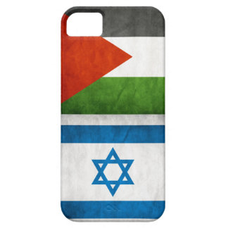 PALESTINE & ISRAEL PEACE FLAG iPhone SE/5/5s CASE