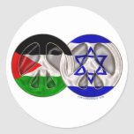 Palestine - Israel Peace Stickers