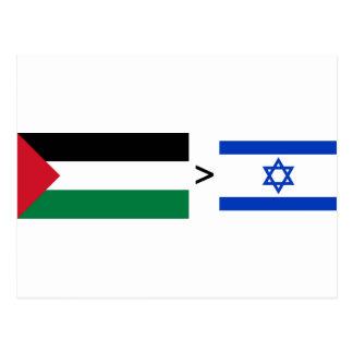 Palestine > Israel Postcard