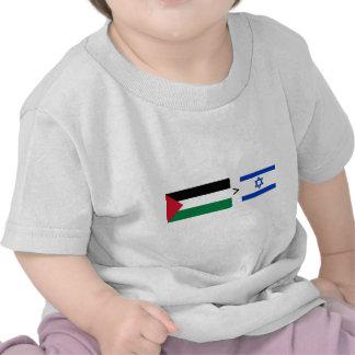 Palestine > Israel Tshirts