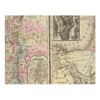 Palestine, Israelites Postcard