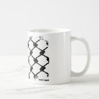 Palestine Keffiyah Coffee Mugs