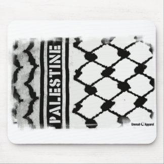 Palestine Keffiyah Mouse Pad
