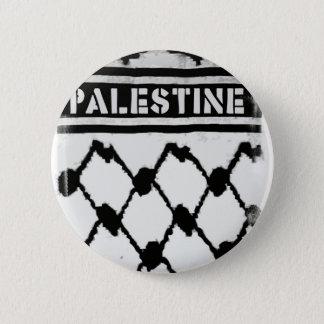 Palestine Keffiyah Pinback Button