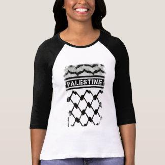 Palestine Keffiyah Shirt