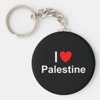 Palestine Keychain