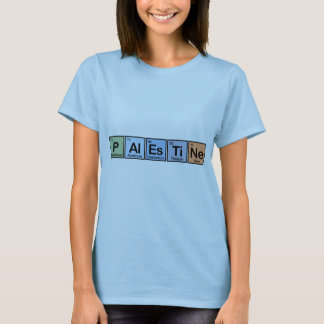 Palestine made of Elements T-Shirt
