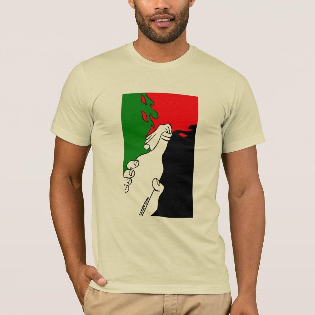 palestine molotov T-Shirt