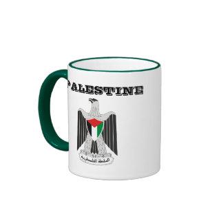Palestine* Mug Ringer Mug