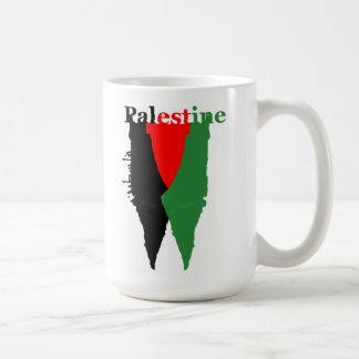 Palestine Mug- Cry for Palestine Series Coffee Mug