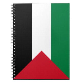 palestine notebook