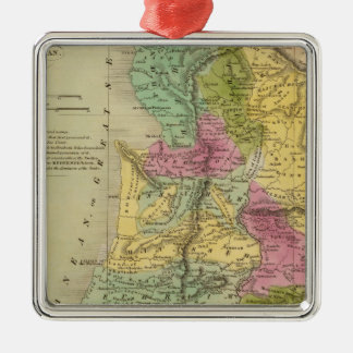 Palestine, or the Holy Land Ornament