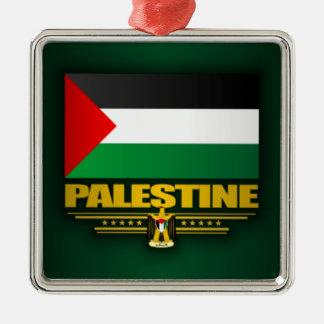 Palestine Christmas Tree Ornament