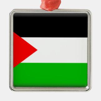 Palestine Christmas Ornament