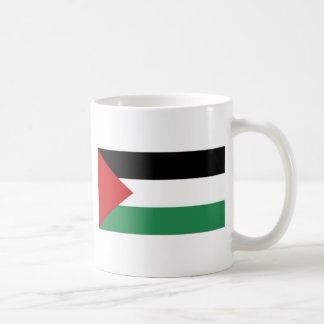Palestine Palestinian Flag Mugs