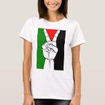 Palestine Peace Flag T-Shirt