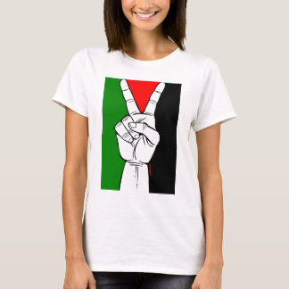 Palestine Peace Flag T-Shirt