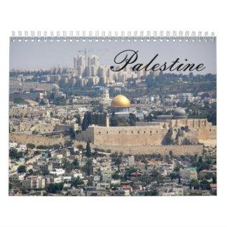 Palestine Photography Calendar