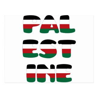 Palestine Postcards