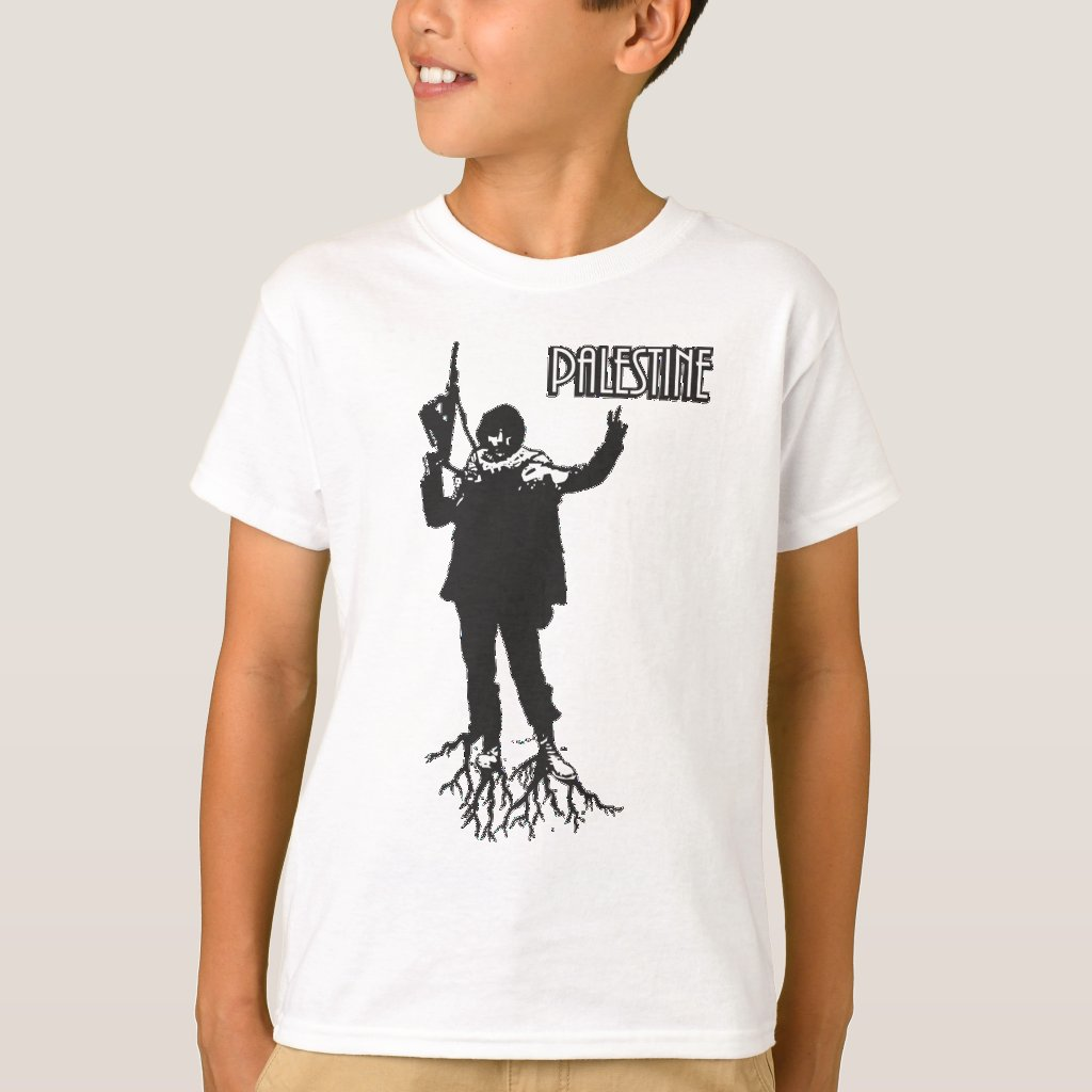 Palestine Rebel T-Shirt