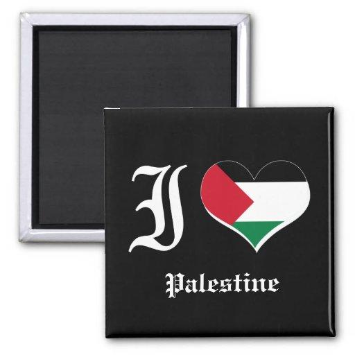 Palestine Refrigerator Magnets