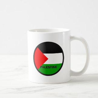 Palestine Roundel quality Flag Coffee Mugs