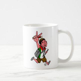 Palestine Schoolchildren Coffee Mug