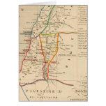 Palestine sous Constantin le Grand, 330 apres JC Greeting Card
