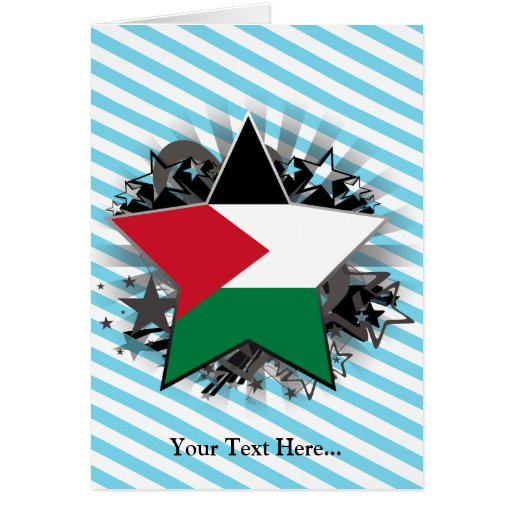 Palestine Star Cards